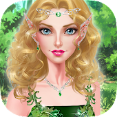 Magic Elf Princess: Girls Game