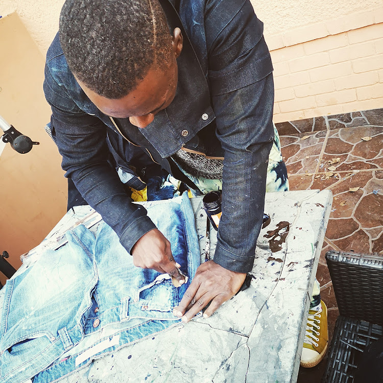 Old becomes new with Afrikan Swiss' Denim Rehab service.