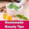 Homemade Beauty Tips icon