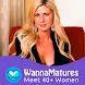 WannaMatures Dating – Meet Women over 40
