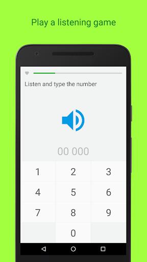 Numbers in Spanish 3.0 screenshots 2