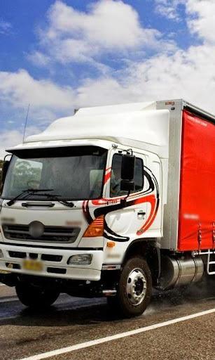 日野壁纸卡车500