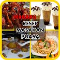 Resep Masakan Puasa Terbaru icon