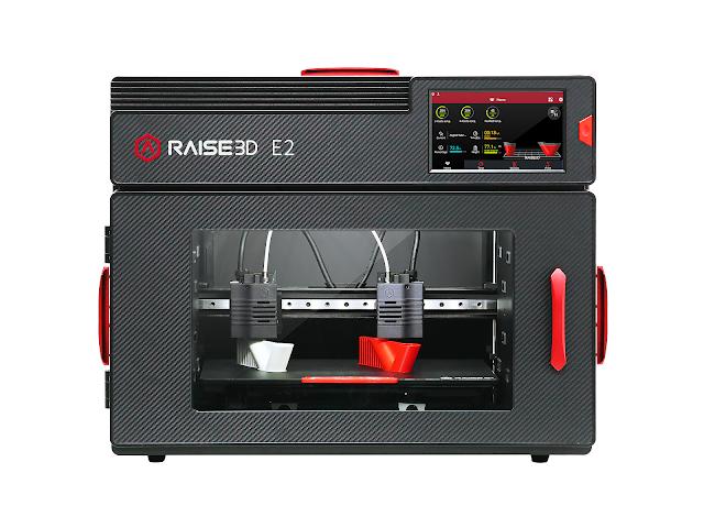 Raise3D E2 Industrial 3D Printer