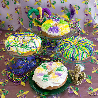 Mini-King Cake