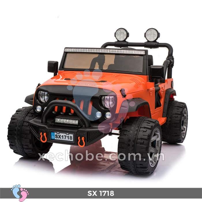 Xe ô tô điện trẻ em Jeep SX-1718 6