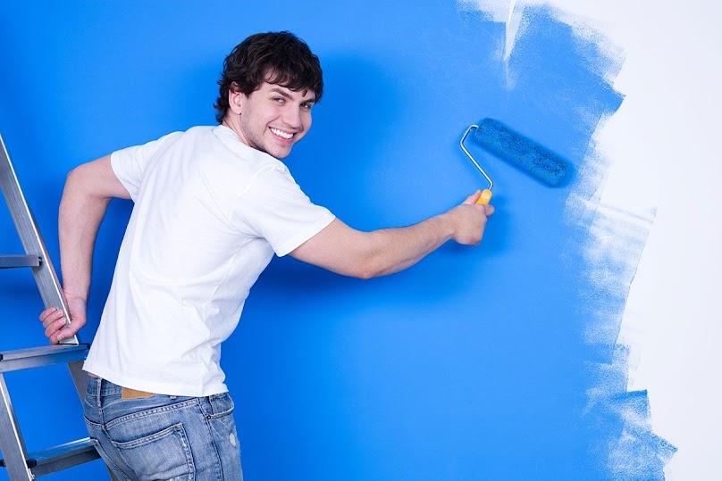Farba strukturalna świetnie prezentuje się na powierzchniach dekoracyjnych