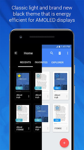 FullReader – e-book reader 4.0.7 screenshots 2