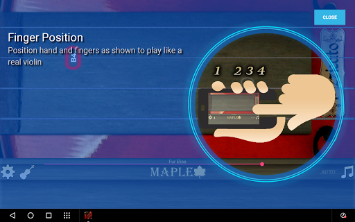 Maple Violin 3.0.1 screenshots 14