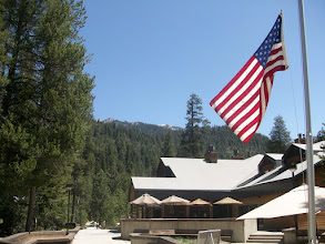 Photo: The starting point: Lodgepole Visitors Center.