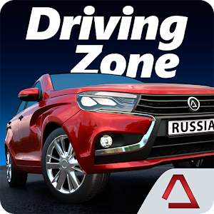 Driving Zone: Russia  hack