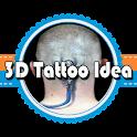 Idea Tattoo 3D icon