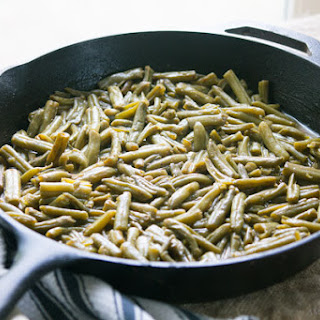 Healthy Southern Style Green Beans