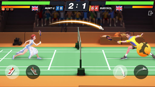 Badminton Blitz - Free PVP Online Sports Game 1.0.9.12 screenshots 3