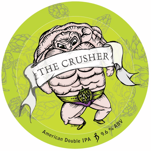 Logo of Alchemist The Crusher