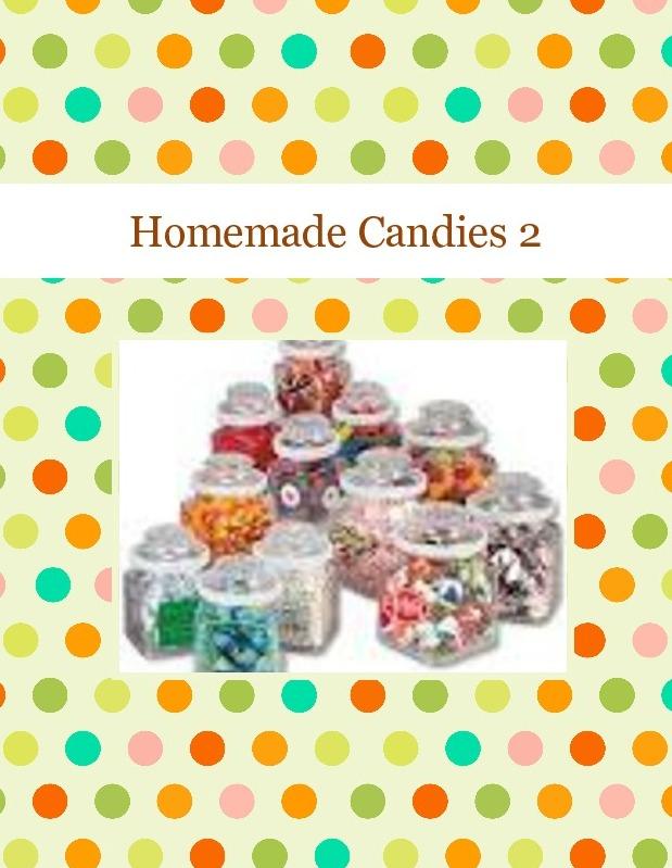 Homemade Candies 2