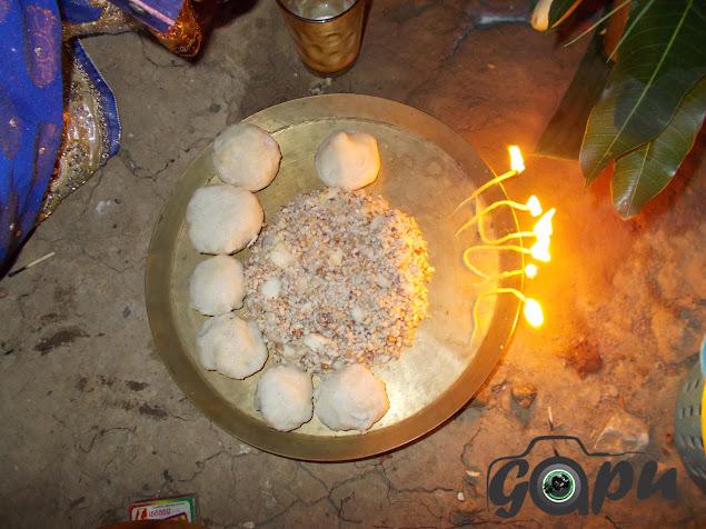 Puja Thali for Kumara Purnima
