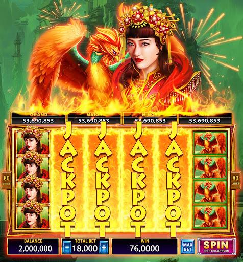 Thunder Jackpot Slots Casino - Free Slot Games apktreat screenshots 2