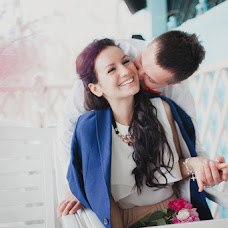 Wedding photographer Anna Ovchinik (AnnetO). Photo of 23.04.2014