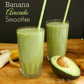 Banana Avocado Smoothie Recipe