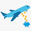 LowCost Flights Price Alert icon