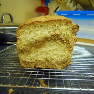 50/50 White Rye Bread.