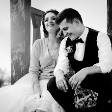 Wedding photographer Tanya Tkachuk (Taira). Photo of 04.12.2015