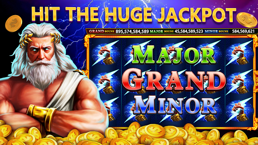 Grand Jackpot Slots - Pop Vegas Casino Free Games apkpoly screenshots 13