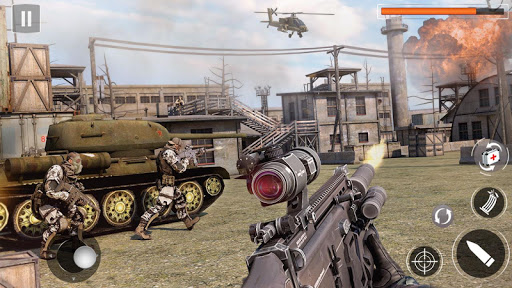 New Commando Shooter Arena: New Games 2020 filehippodl screenshot 3