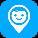 Find my Kids: Child locator icon