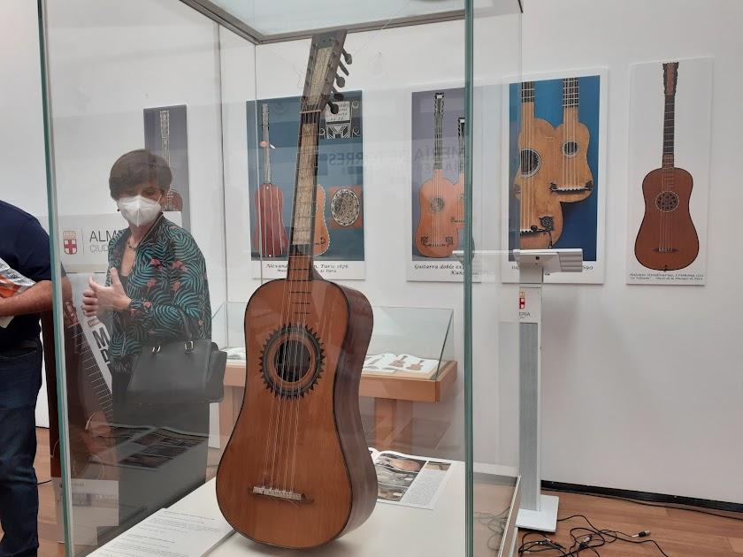 Exposición 'Mecenas del Museo' en el Museo de la Guitarra