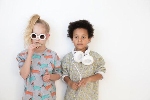 Tendance mode enfant sweater fille et garçon