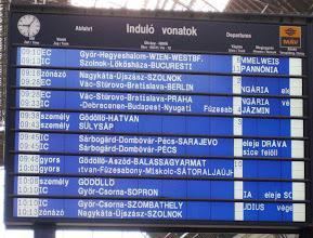 Photo: Päiväretki (junalla) Bratislavaan alkamassa