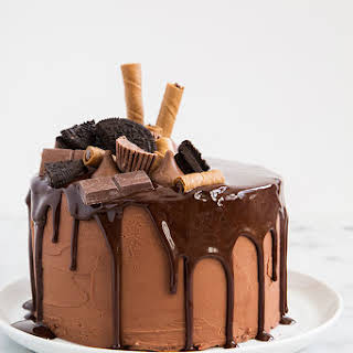 Death by Chocolate Cake.