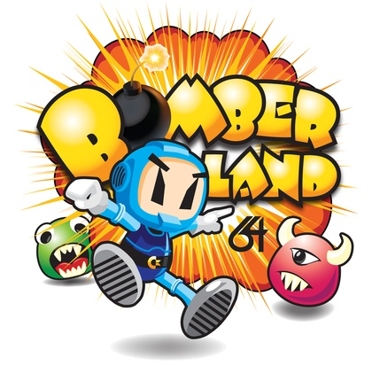 Bomberland 64 (Cover Art)