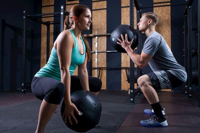 Substantial Benefits of Medicine Ball Workouts