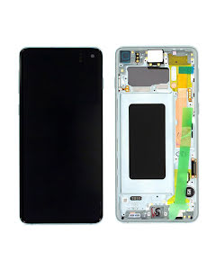 Galaxy S10 Display Green