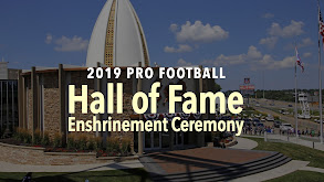 2019 Pro Football Hall of Fame Enshrinement Ceremony thumbnail