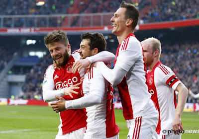 Ondanks penaltyredding van Sergio Padt, haalt Ajax het
