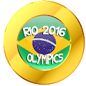 Game of Olympics 2016 icon