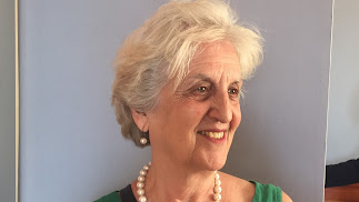 Mª Jesús Orbegozo acaba de publicar una novela corta.