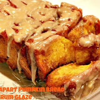 Upside Pear Crunch Coffee Cake by Chef Elizabeth Falkner