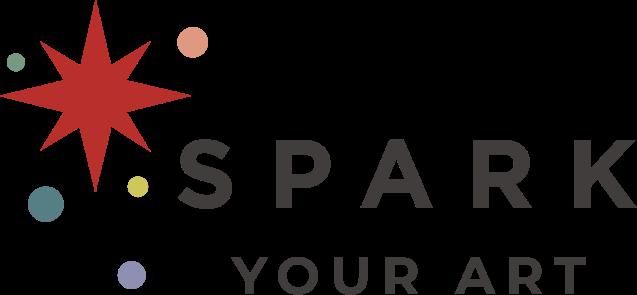SPARK YOUR ART logo