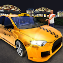 Modern City Taxi Simulator: Crazy Car Driving Game icon
