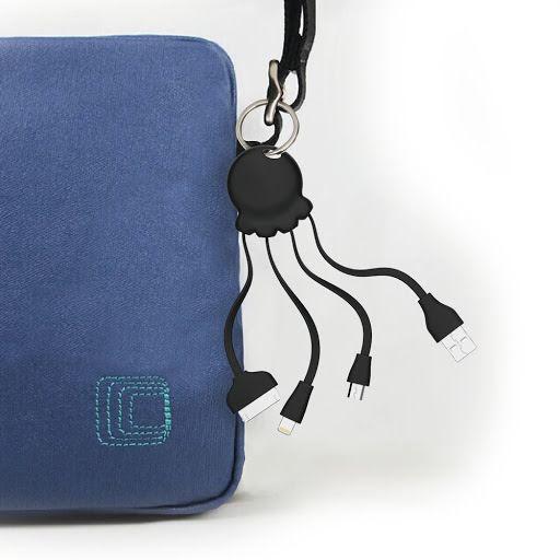 Xoopar Octopus Power Bank Charger - Full Colour Print
