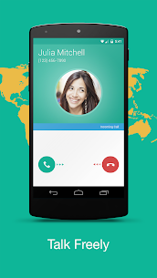 Talkray – Free Calls & Texts 3