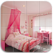 Tile Puzzle Girls Bedrooms