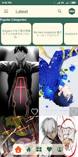 Kabesan Anime Wallpaper Screenshot