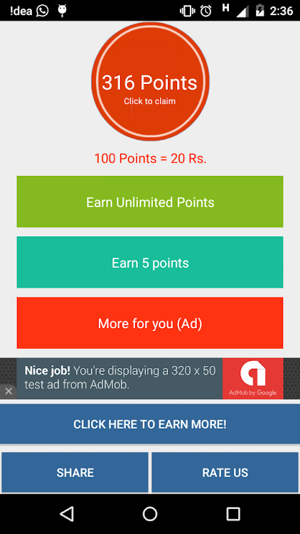 Play2Win Earn Money, Free Recharge & Daily Cash – (Android Apps