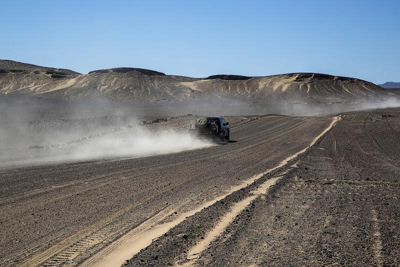Strade in Namibia di Enricoemme